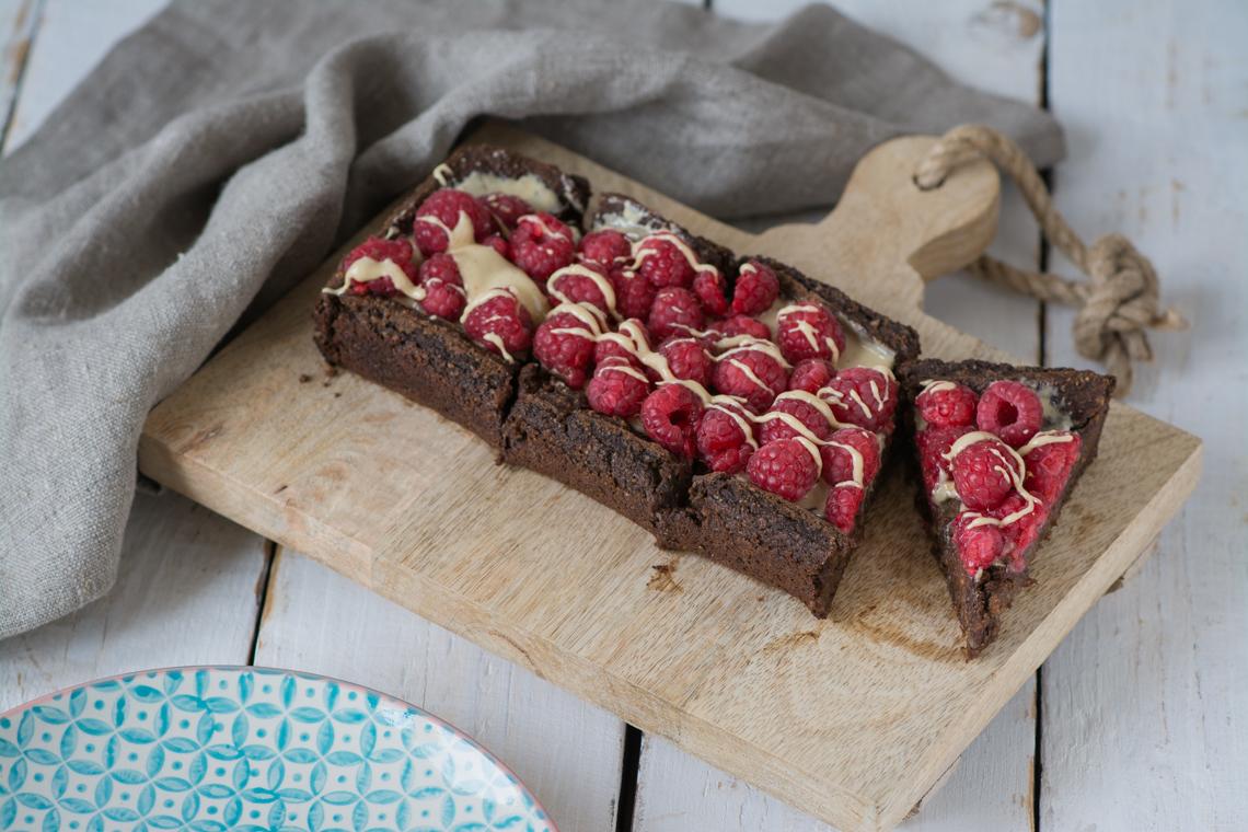 Cokoladove kolaciky z cukiny a jablkoveho pyre-3